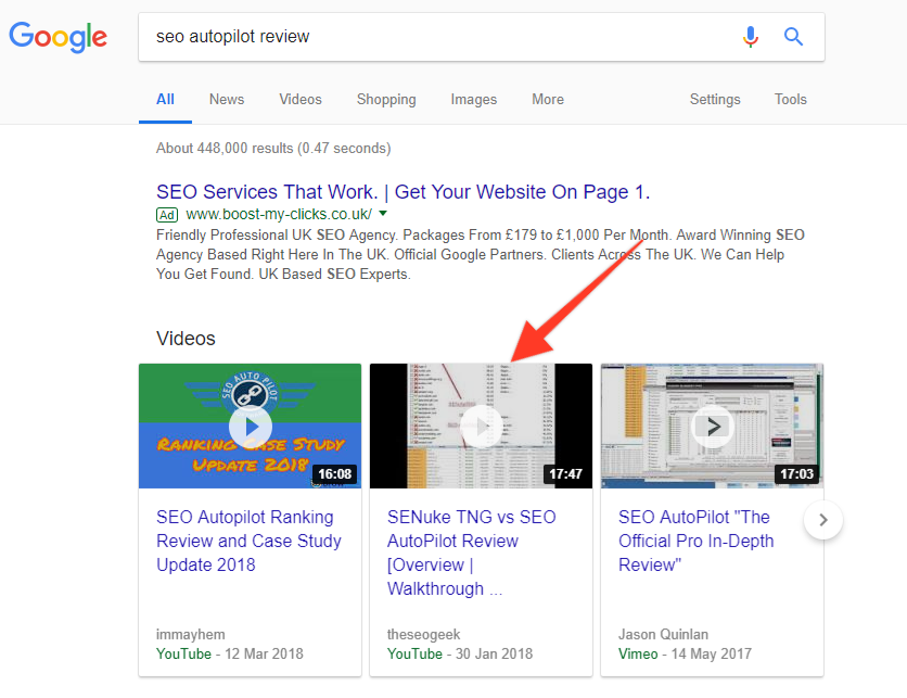 Ranking Proof SEO AutoPilot